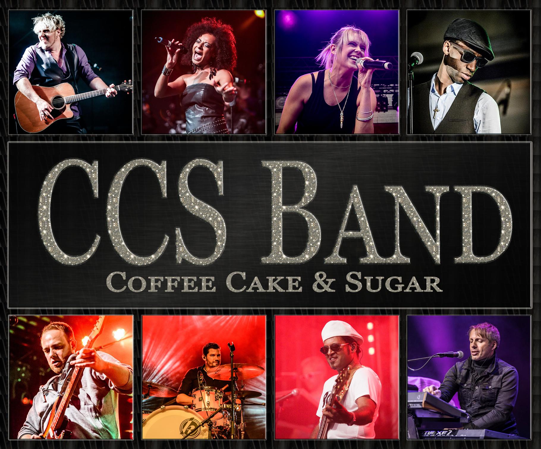 CCS Band – Coffee Cake & Sugar