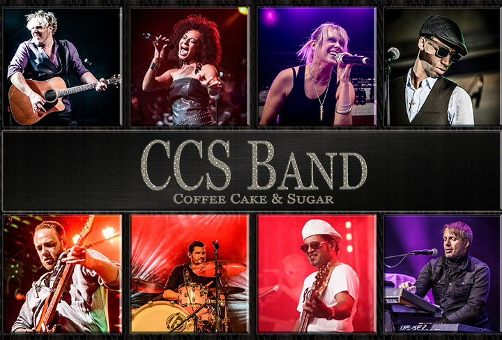 CCS Band - Coffee Cake & Sugar 2018